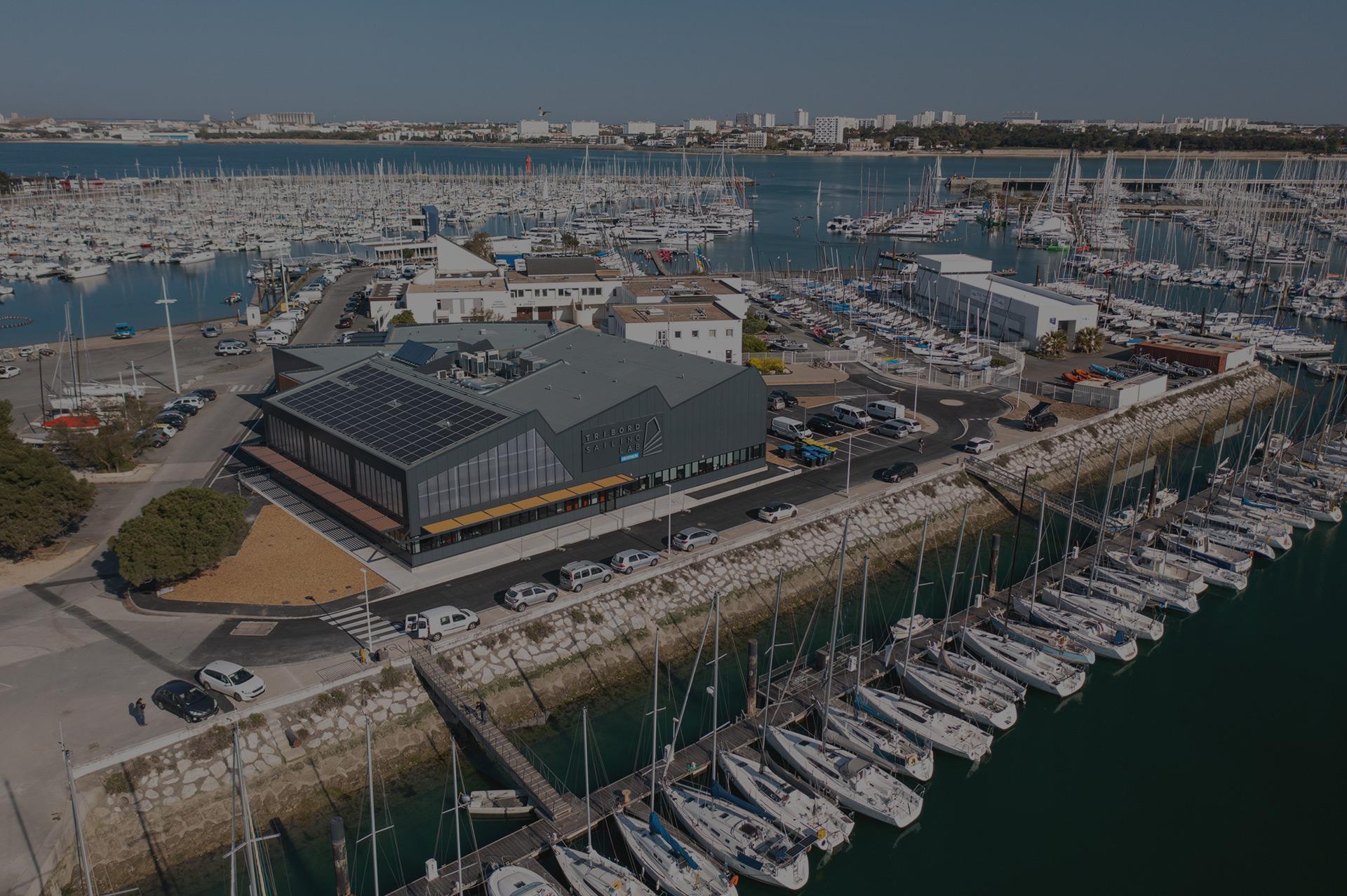 Tribord s'installe à La Rochelle