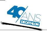 Decathlon - 40 ans