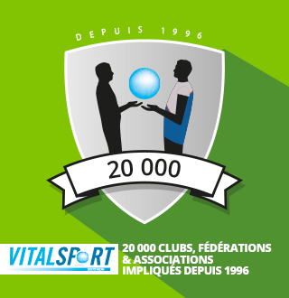 Vitalsport par Decathlon : 20 000 Clubs, Fédérations & Associations impliqués depuis 1996