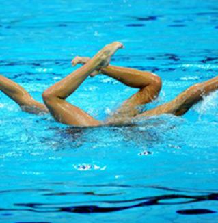 Initiation à la natation synchronisée