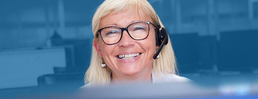 Martine, Directrice et co-fondatrice du CRC, depuis 31 ans chez Decathlon, 16 ans au CRC
