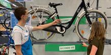 Le bon plan écolo et écono : Decathlon rachète votre vieux vélo et le recycle