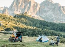 Quechua vous propose de louer votre matériel de camping !