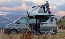 Decathlon : Quechua dévoile une étonnante tente de toit gonflable pour camper sur son véhicule