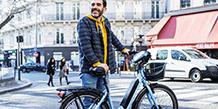 Véligo Paris Decathlon Media