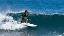 Decathlon invente la planche de surf gonflable