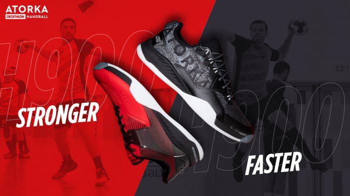 Atorka chaussures handball expert H900 Stronger Faster