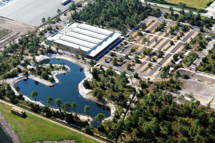Centre de conception Caperlan (Cestas - France)