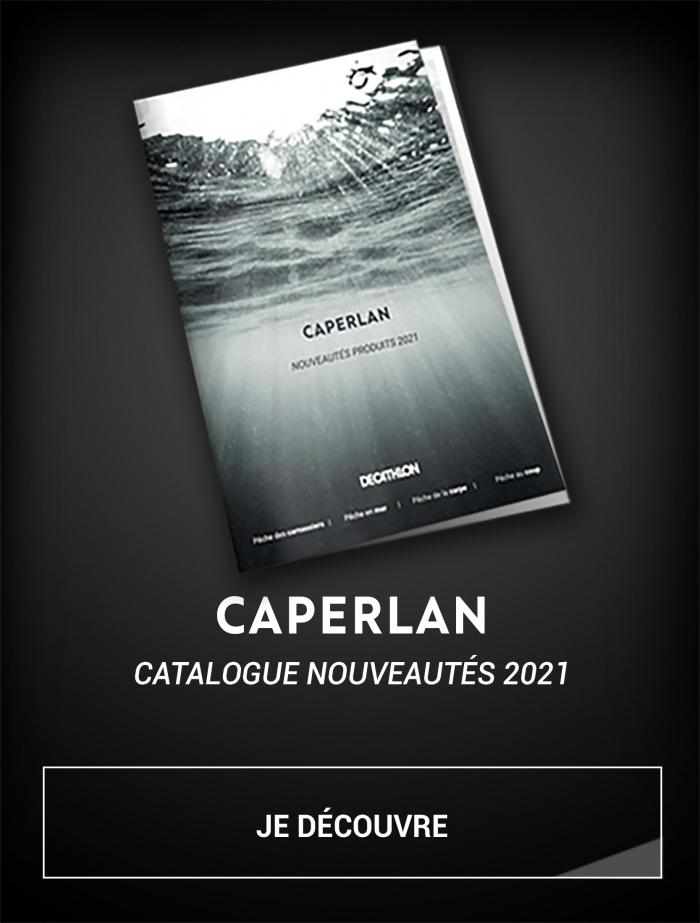 Caperlan Nouveautés produits 2021