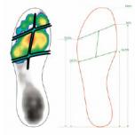 Flexibilité Newfeel chaussures marche sportive 2018