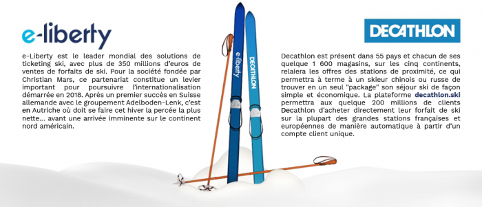 e-liberty partenariat decathlon