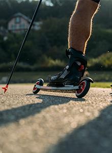Decathlon Media roller-ski Inovik