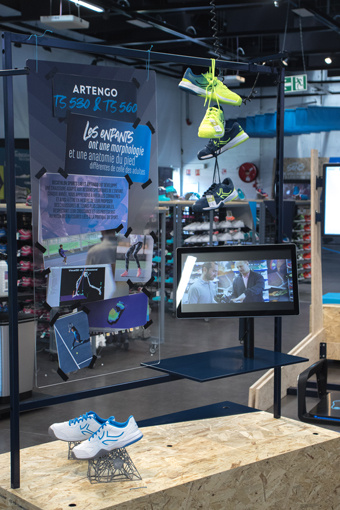 Decathlon DX Concept Store