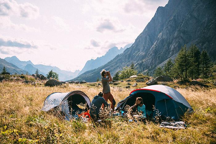 Quechua collection 2020 Camp