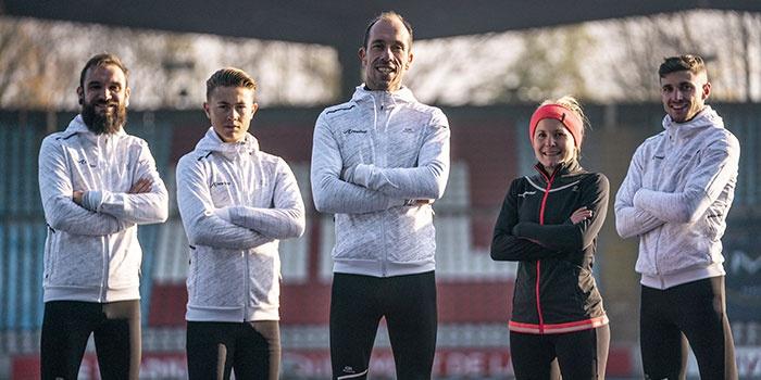 partenaires techniques Newfeel marche athlétique