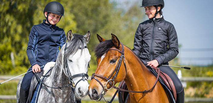 Fouganza collection équitation junior automne hiver
