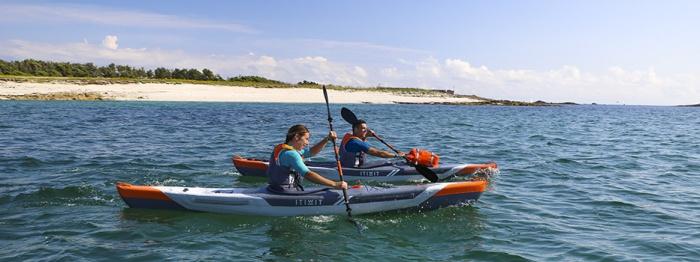 Kayak gonflable Itiwit Strenfit 500