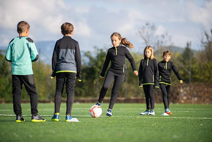 football féminin junior kipsta