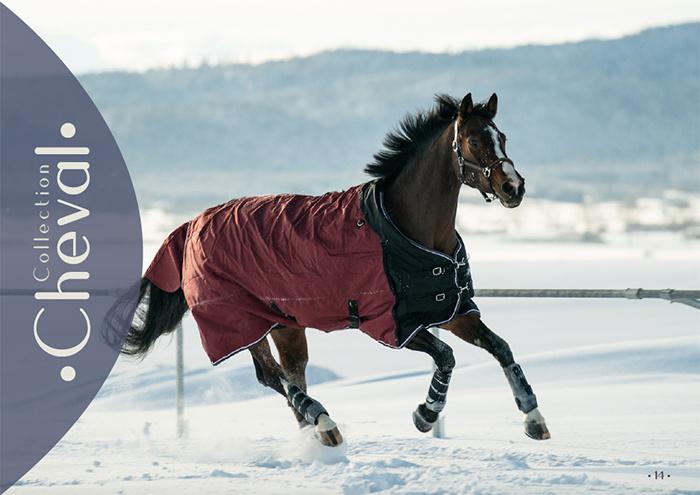 Collection cheval équitation fouganza