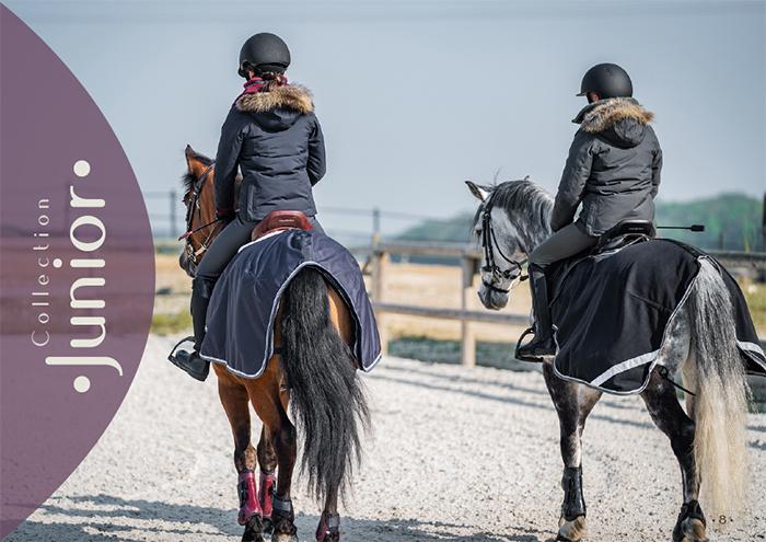 Collection junior équitation fouganza