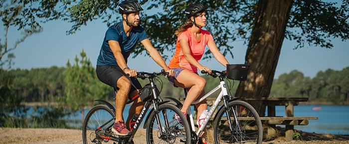 Riverside decathlon vélo vtc