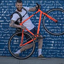 vélo city speed 500 elops decathlon