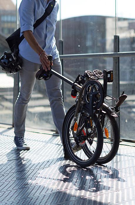 vélo intermodal Tilt 900