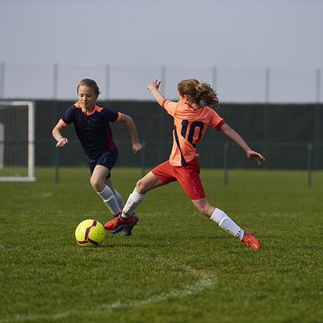 kipsta football collection filles