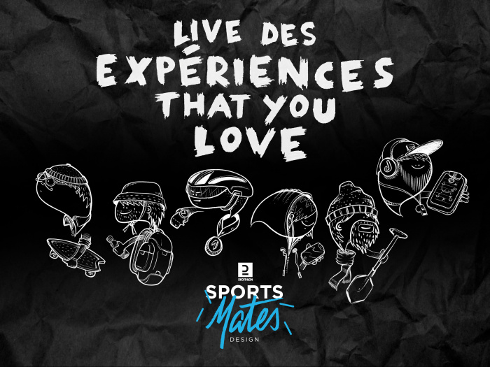 Live des Experiences that you love