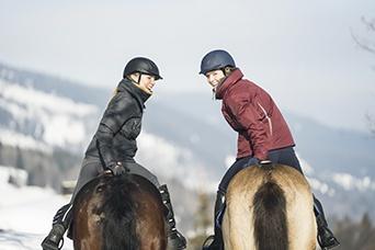 Collection automne hiver Fouganza équitation Decathlon