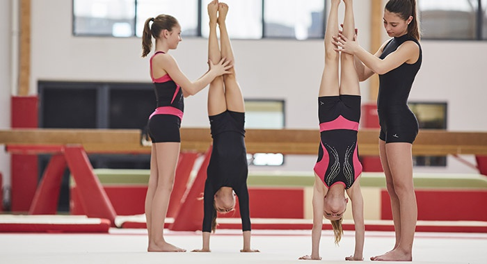 Domyos Gymnastique artistique gagr gamme 100 entraînement
