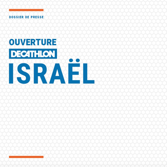 Dossier de presse decathlon media
