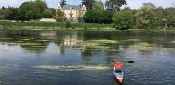 Itiwit Kayak Strenfit X500 Dordogne