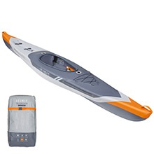 IAD2019 : Itiwit Kayak Gonflable Strenfit 500