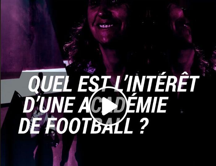 Interview Marinette Pichon, internationale de football féminin, partenaire Kipsta