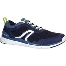 newfeel propulse walk coloris homme bleu