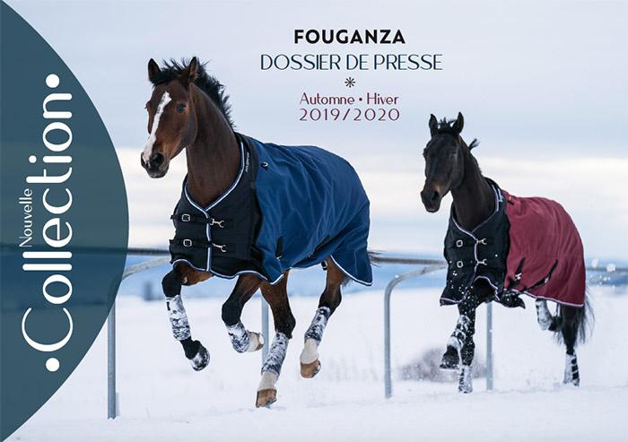 Pressbook fouganza collection AH19