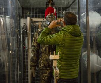 Decathlon Sportslab Laboratoire confort thermique