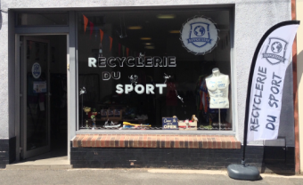Recyclerie du sport