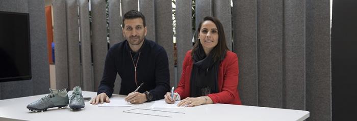 Partenariat Kipsta Jessica HOUARA D'HOMMEAUX