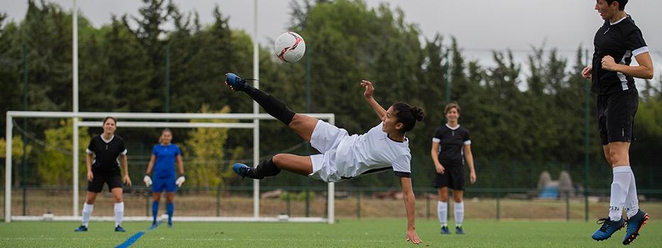Kipsta football féminin