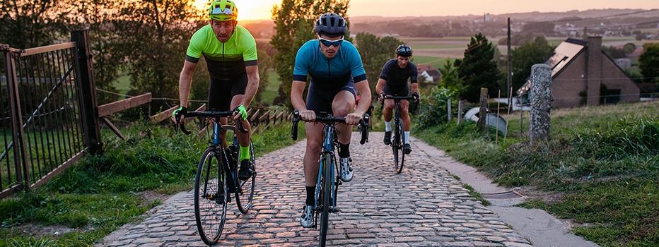 Vélo route VAN RYSEL Decathlon