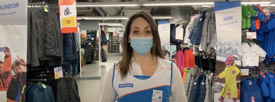 Découvrez l'actualité de nos magasins avec Hortense, responsable communication du magasin city de Lille