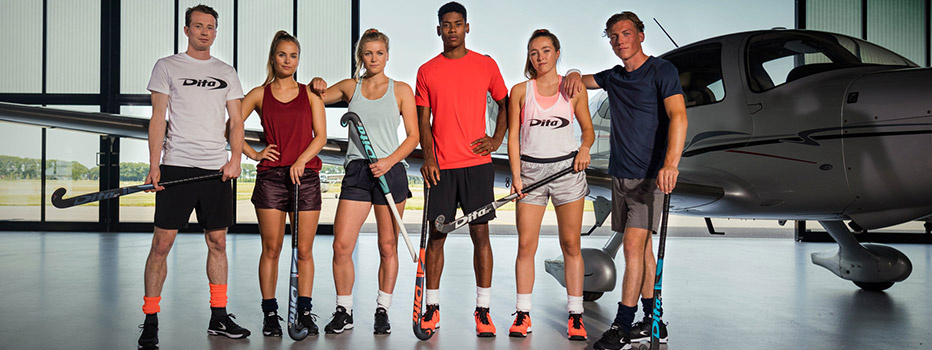 Decathlon hockey Dita