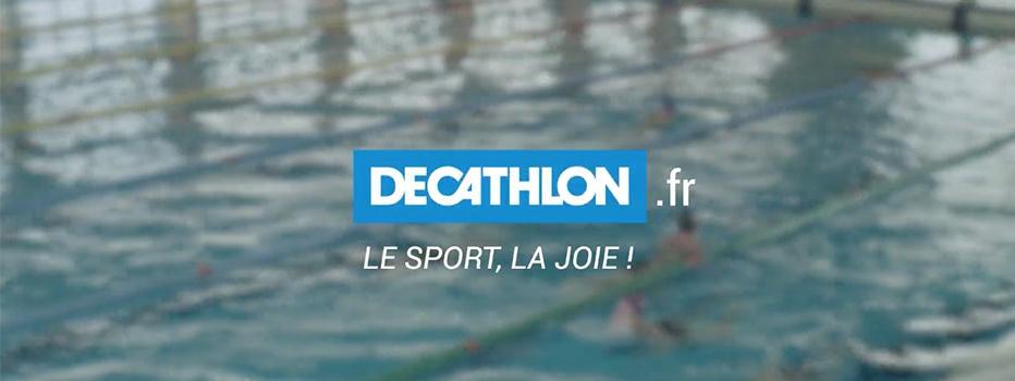 Decathlon Media campagne le sport pour tous