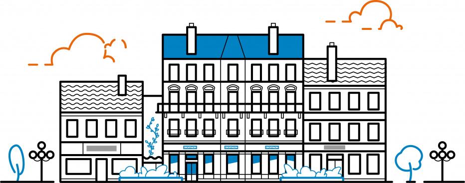 Decathlon s'installe à Boulogne Billancourt pour 2 mois