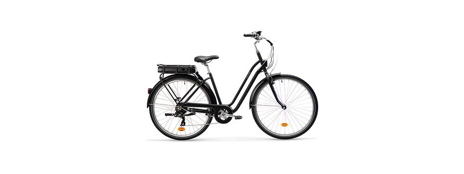 Le Elops 120E, le nouveau vélo électrique de Decathlon