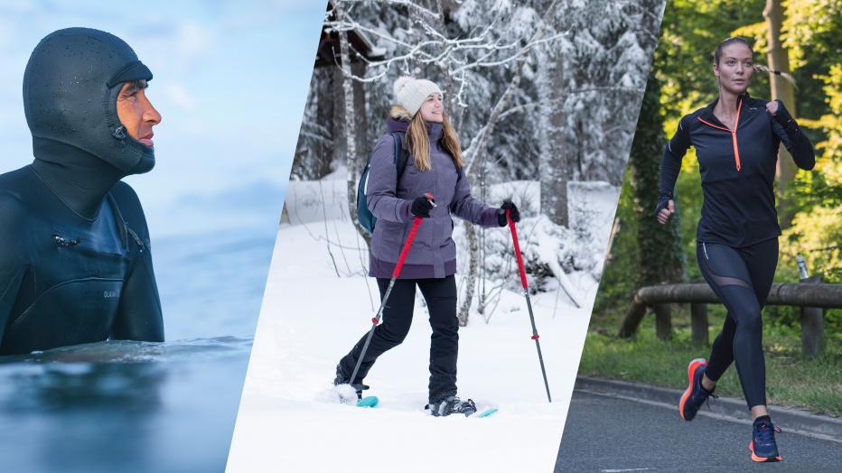 Decathlon Innovation Textile Protection contre le froid lors de la pratique sportive