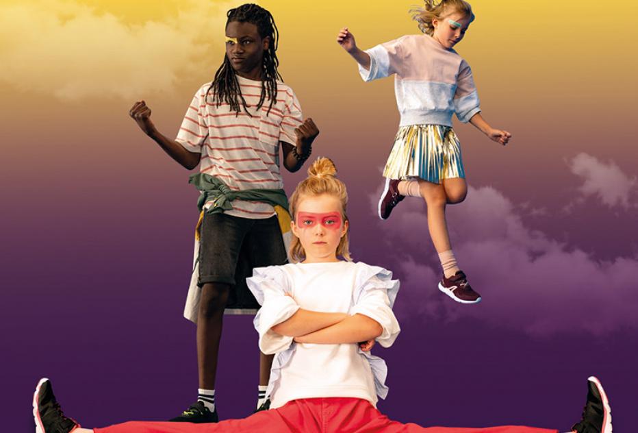 Newfeel Sélection chaussures marche enfants