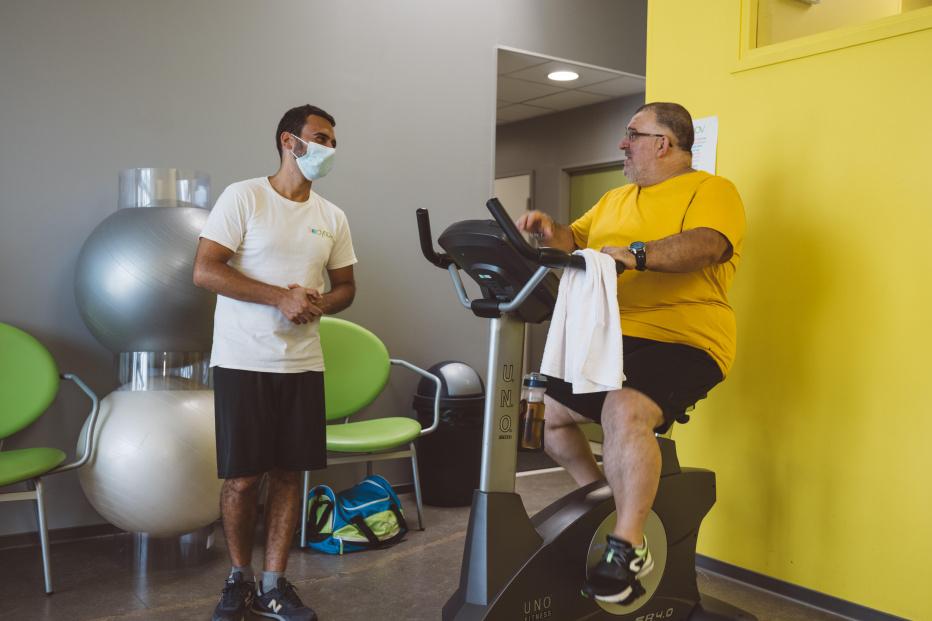 À Montpellier, Decathlon s'engage avec la ligue contre l'Obésité pour une activité physique adaptée